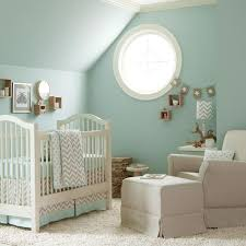 Taupe Zig Zag Crib Bedding Collection - contemporary - kids - atlanta -  Carousel Designs - Like the floating shelf used for the lamp