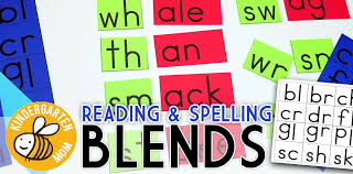 Free interactive exercises to practice online or download as pdf to print. Free Blends Digraph Printables From Kindergarten Mom