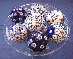 Decorative Balls And Bowls Magnificent Decorative Bowls And Balls Mesmerizing Vinelle Decorative