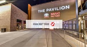 Pavilion At Toyota Music Factory Irving Tx Seating Chart Special Events The Pavilion At The Irving Music Factorythe