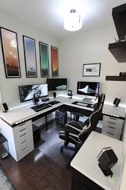 how to design home office. Battle Station - Gaming Office On How To Design Home