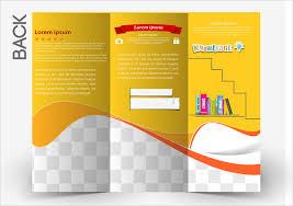 tri fold school brochure template 25 school brochure templates free premium download