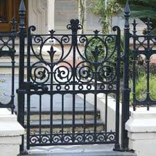 Small Picture Prospect Garden Gate Currently Out of Stock Heritage Cast Iron USA