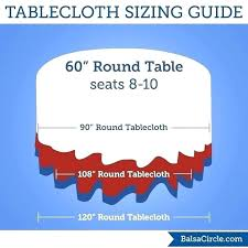 60 inch round tables seat how many inch round table seats inch round tablecloth black for