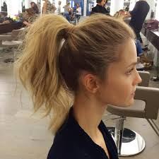 Pony Tail Hair Style 3 stylish ponytail hairstyles for medium length hairkhoobsurati 5698 by wearticles.com