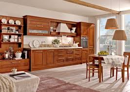 Classic Kitchen Classic Kitchen Wooden Aida Stosa Cucine
