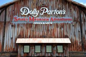 dolly parton s smoky mounn adventure dinner show in pigeon forge tn