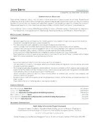 Administrative Assistant Skills Adorable Administrative Assistant Skills Resume Administrative Assistant