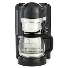 kitchenaid 12 cup coffee maker thermal makers kcm03ob carafe onyx black replacement