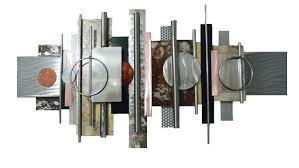 contemporary metal wall art
