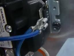 replacing a relay contactor on a heat pump hvac how to Condenser Contactor Wiring low voltage hvac contactor condenser contactor wiring
