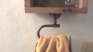 unique hand towel holders. Delighful Hand Amazing Hand Towel Holder Idea D I Y How To Make A Pallet You Tube Stand  For Bathroom On Unique Holders