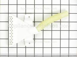 ge wh41x10206 funnel shower head appliancepartspros com ge funnel shower head wh41x10206 from appliancepartspros com