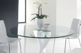 glass table top image with astounding inch round coffee patio replacement beveled dining be appealing 36