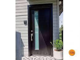 metal front doorsFront Doors  Modern Exterior Door Front Door Design Contemporary