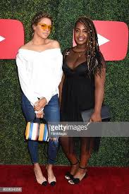 Social media influencers Ashley Jeter and Kya Bilal attends the... News  Photo - Getty Images