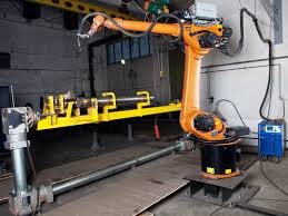 Мир роботов Типы роботов и виды роботов Промышленная  промышленные производственные роботы манипуляторы сварочные роботы россии автоматизации модернизации экономики бизнеса производства контакты системный