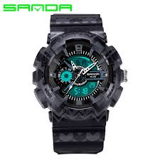 Малый опт часы <b>мужские водонепроницаемые противоударные</b>