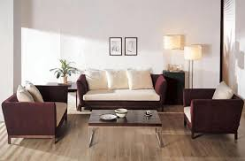 minimalist living room furniture. Breathtaking Minimalist Living Room Sofa Model Elegant Feng Shui Design With Cozy Leather And Round Glass Coffee Table Cream Fabric Curtain Furniture