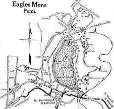 eagles_mere_penn_1920 pennsylvania maps perry casta�eda map collection ut library online on pa printable map
