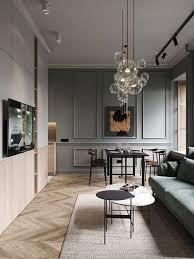 Design Appartement Moderne Un Appartement Classique Chic Par Cartelle Design Office