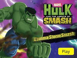 hulk and the agents of s m a s h