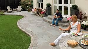 fairstone riven harena garden paving
