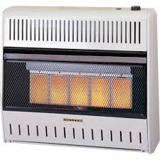 procom radiant wall heater 25btu