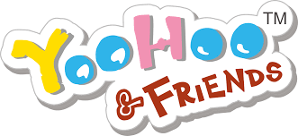 Image - YooHoo & Friends - logo (English).png | International ...