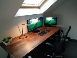 my office desk. 2017 desk setup my office e