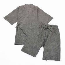 <b>2019 Summer</b> Men 100% gauze <b>cotton kimono</b> pajamas set ...