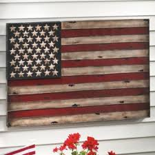 american flag wall art from through the country door i love americana decor metal flagwood  on american flag wall art wood and metal with the 38 best american flag designs images on pinterest american fl
