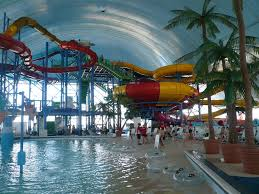 Indoor Pool With Waterslide Waterpark Touropia Travel Experts Inside Design Ideas