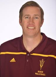 Brad Keenan - Women's Beach Volleyball Coach - Arizona State ...