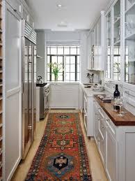 Charming Galley Style Kitchen Design Ideas ...
