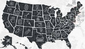 Infographic The Most Important Invention From Every U S State