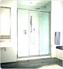 etched glass shower doors door decals showers decorative a custom best o