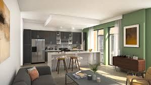 The Pressman Urban Land Interests - Nice apartment building interior