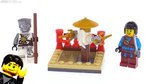 LEGO Ninjago Wu Cru Master's Training Grounds review