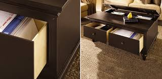 Designing For Small Spaces: Coffee Tables With Storage   Core77