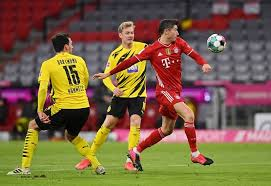 Bayern munich and borussia dortmund are set to battle it out for the first trophy of the season in the german supercup. Bayern Munich 4 2 Borussia Dortmund Bayern Munich 4 2 Borussia Dortmund 5 Talking Points As Lewandowski Hat Trick Floors Bvb Bundesliga 2020 21