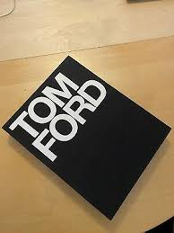 tom ford hardback book ten years by