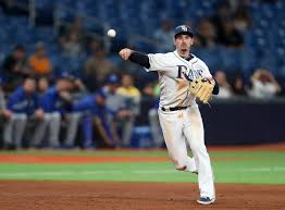 The story of the allergic reaction that sidelined Rays' Daniel Robertson