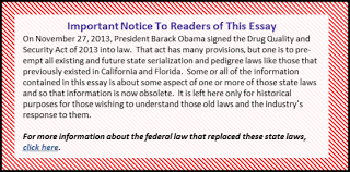 preemption what does it mean rxtrace important notice to readers of this essay on 27 2013 president barack obama