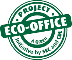 eco office. project eco office e