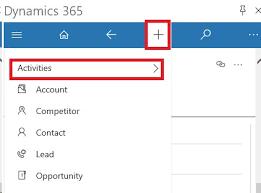 Dynamics 365 App For Outlook How Do I Track Tasks