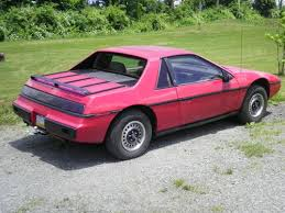 1984 pontiac fiero se coupe 2 door 2 5l us 3 750 00