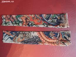 Falešné Tetování 2 Rukávy