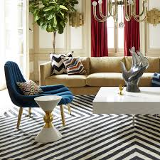 canaan accent table  modern furniture  jonathan adler