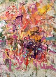 Crazy Painting Saatchi Art Crazy For Color Painting By Sandy Welch